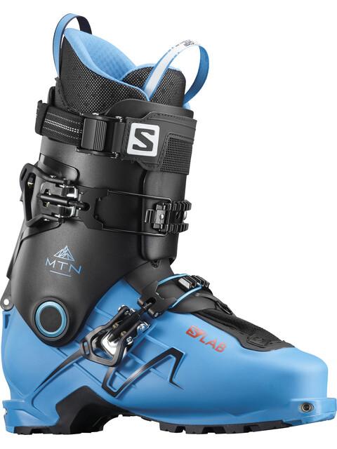 Salomon Unisex S/Lab MTN Alpine Boots Transcend Blue/Black